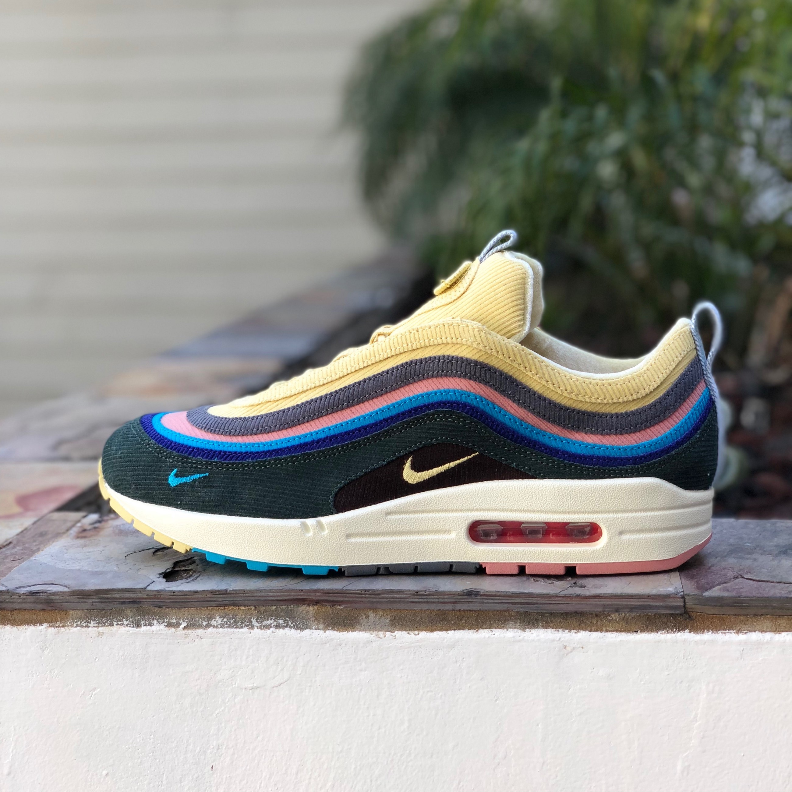 "522d5fcc In Depth Sneaker Review: Nike Air Max 1/97 ""Sean Wotherspoon"""