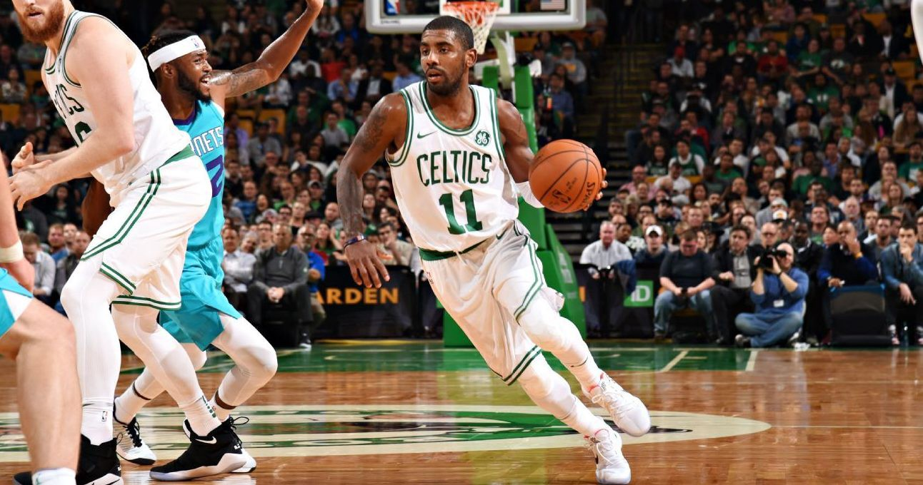 official photos 67642 a6cfc Kyrie Irving  An ISO King, He s Good Other Places Too