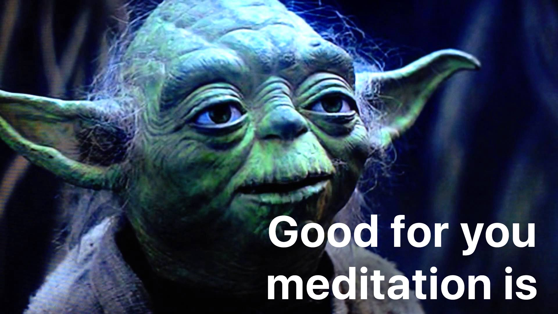 What I Learned About Mindfulness From Star Wars Anastasia Green