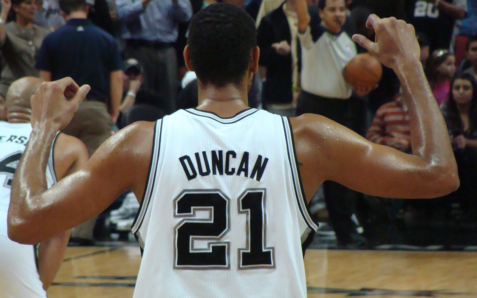 848e1eacda1 Tim Duncan By the Numbers – Musings