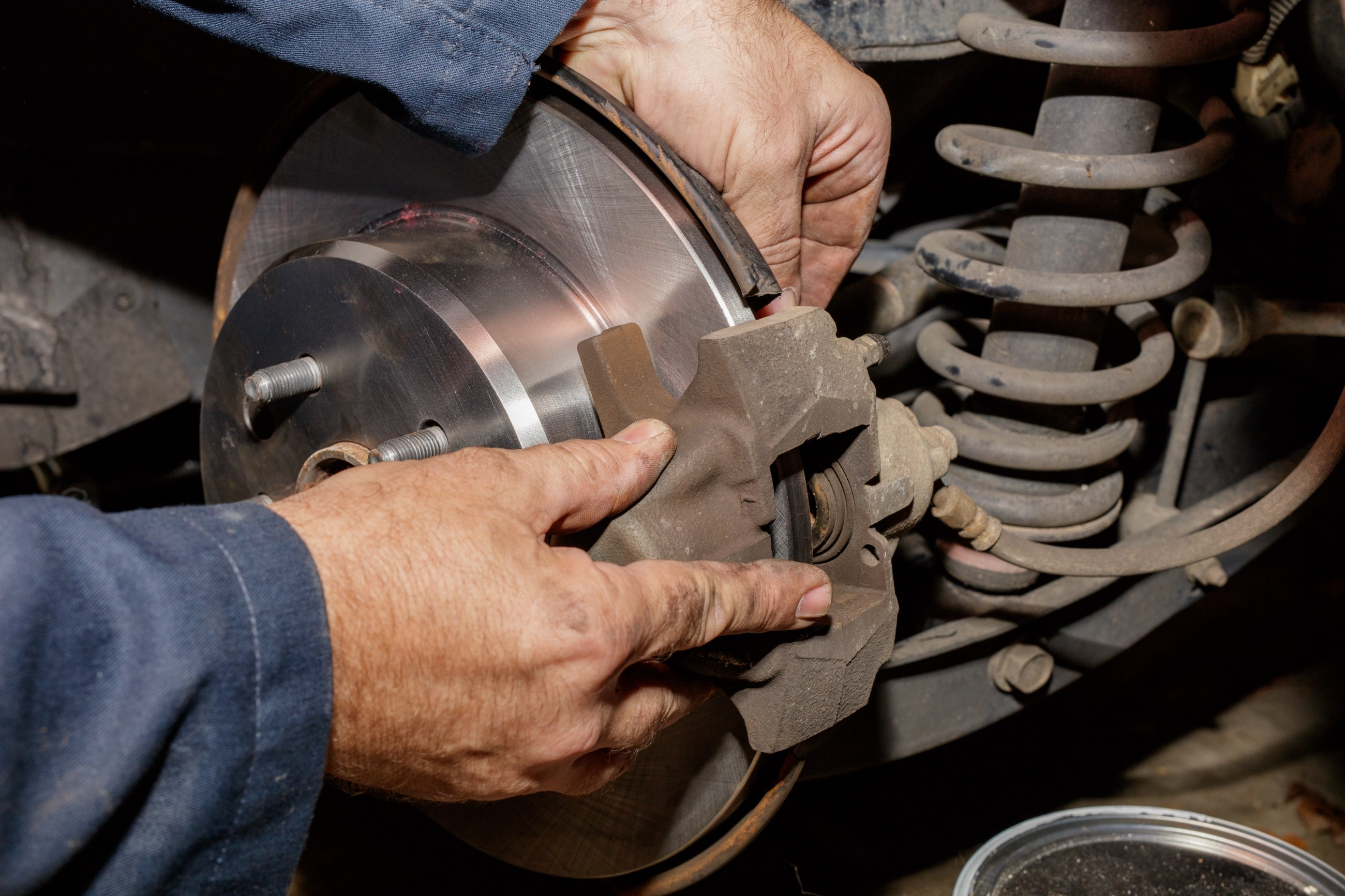 Signs That Your Brake Calipers Are Going Bad Hogan Sons Tire And