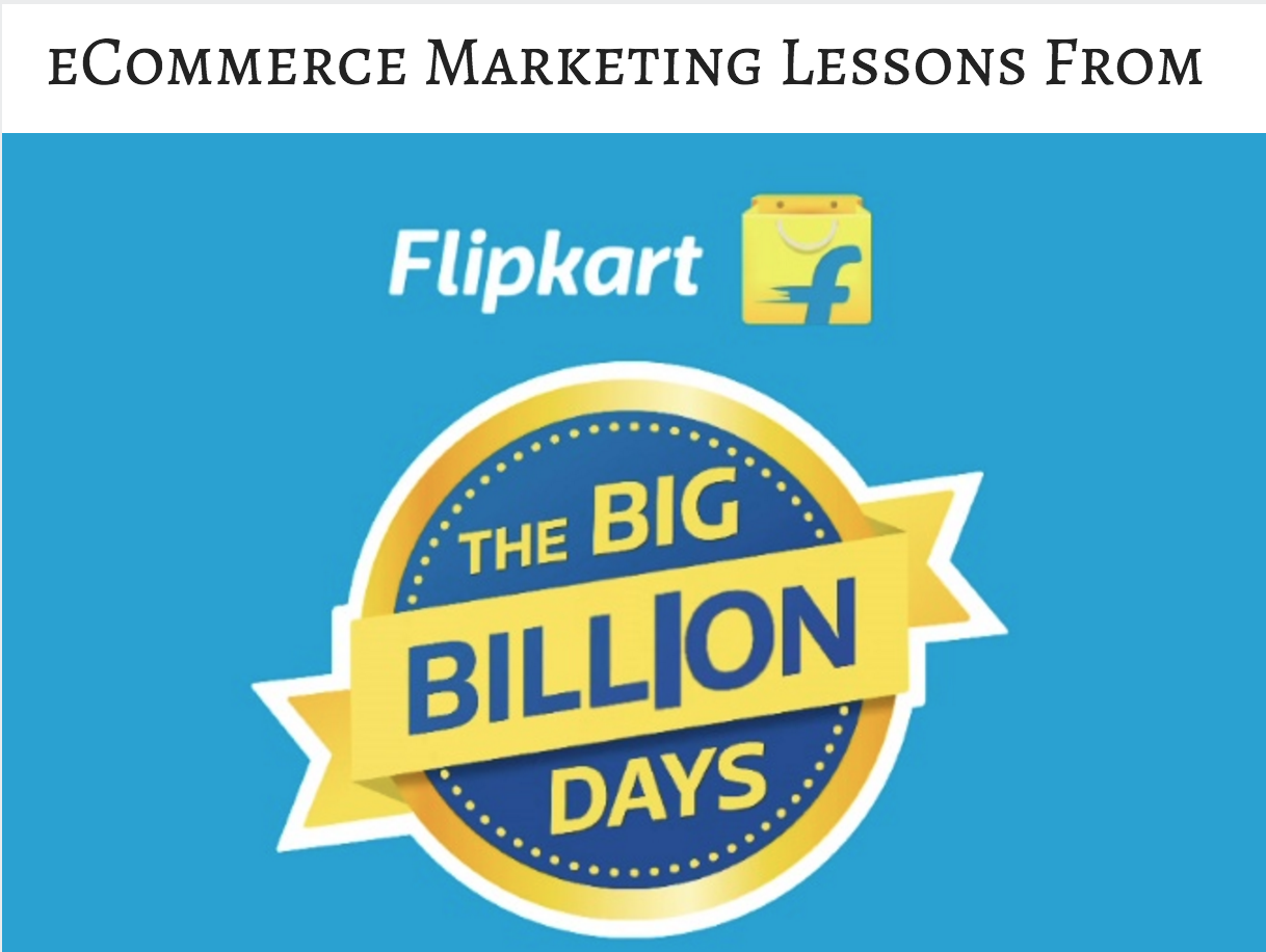 0a544415f 13 Marketing Lessons For eCommerce Businesses From The Flipkart Big Billion  Sale