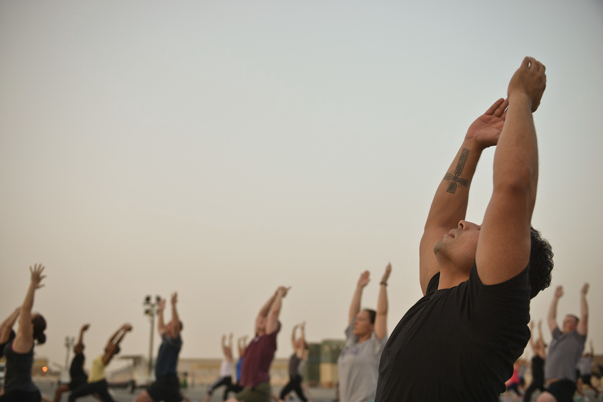 The Role Of Yoga In Healing Trauma >> Takin It To The Streets Nonviolence Magazine