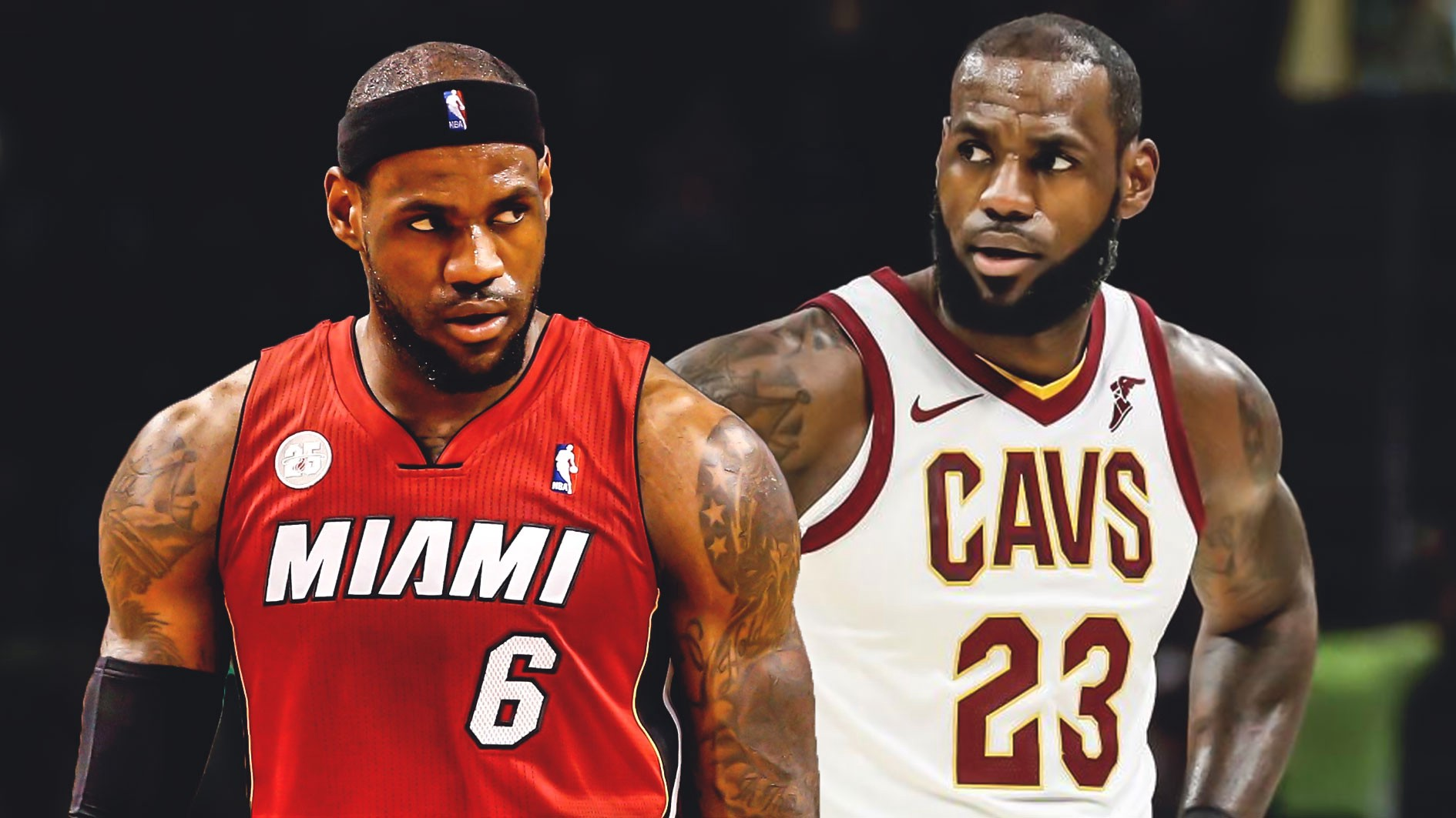 221e4adda63 LeBron James  Top 20 Playoff Performances – Brad Callas – Medium