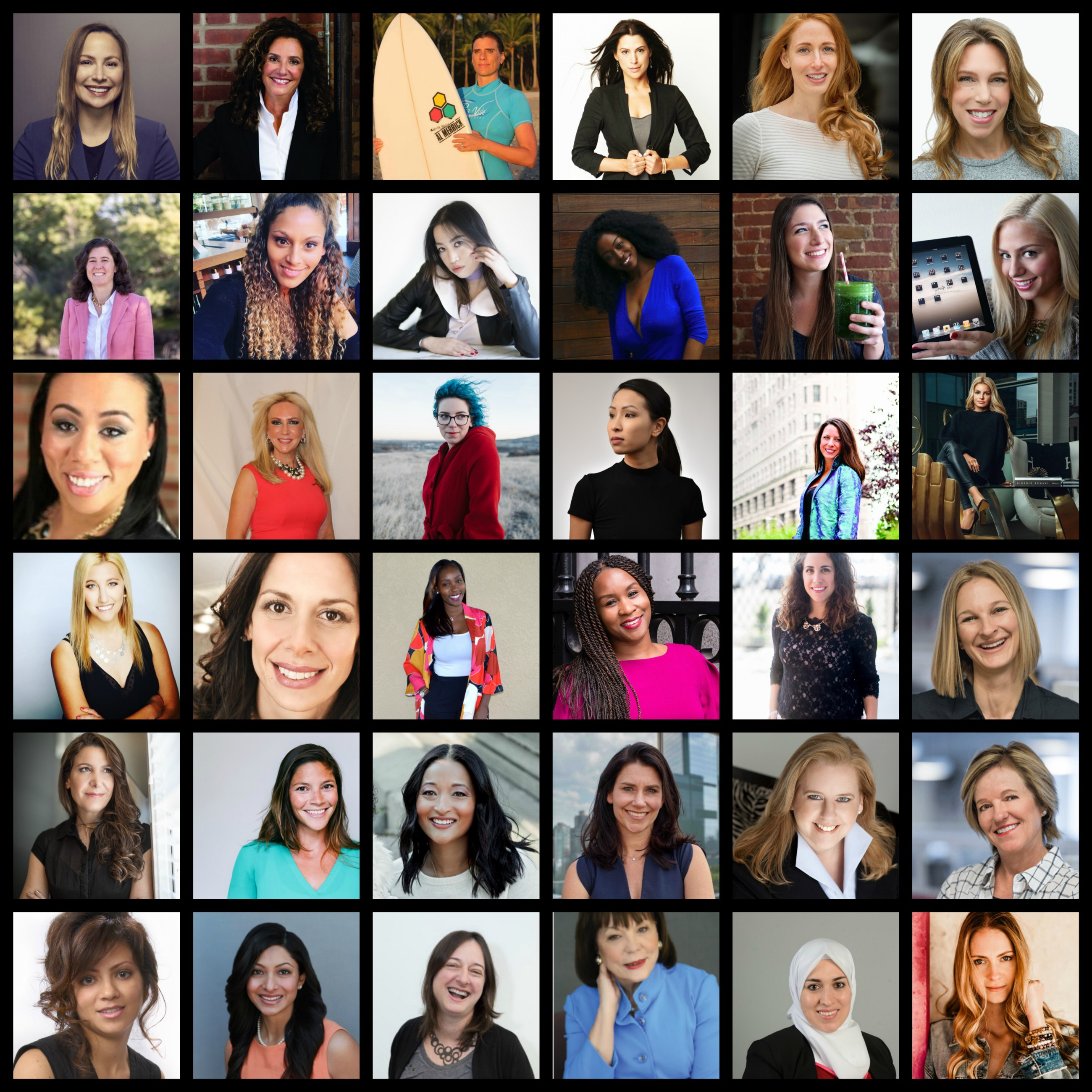 0259cf8f30 37 Limit Breaking Female Founders Share The Top Lessons Learned from Their  Experiences