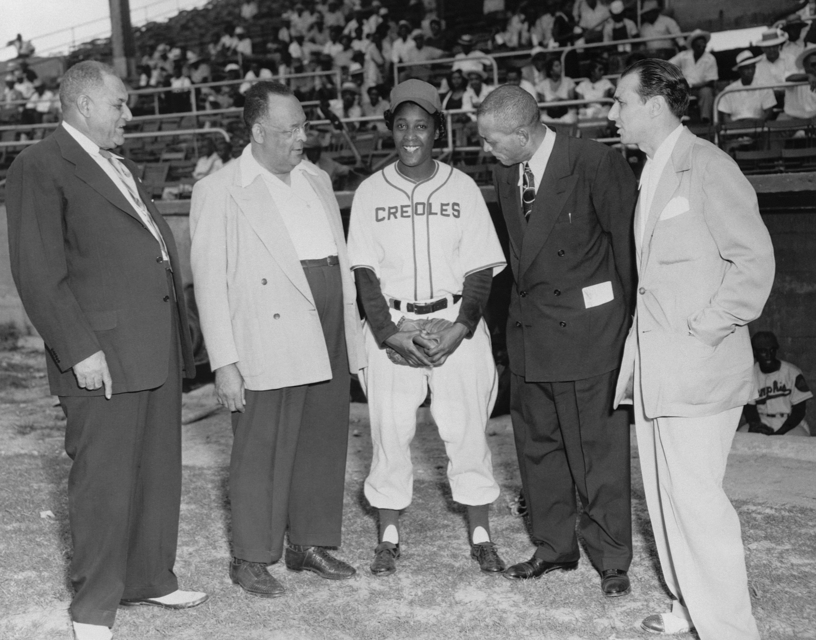This woman shattered the gender barrier in pro baseball