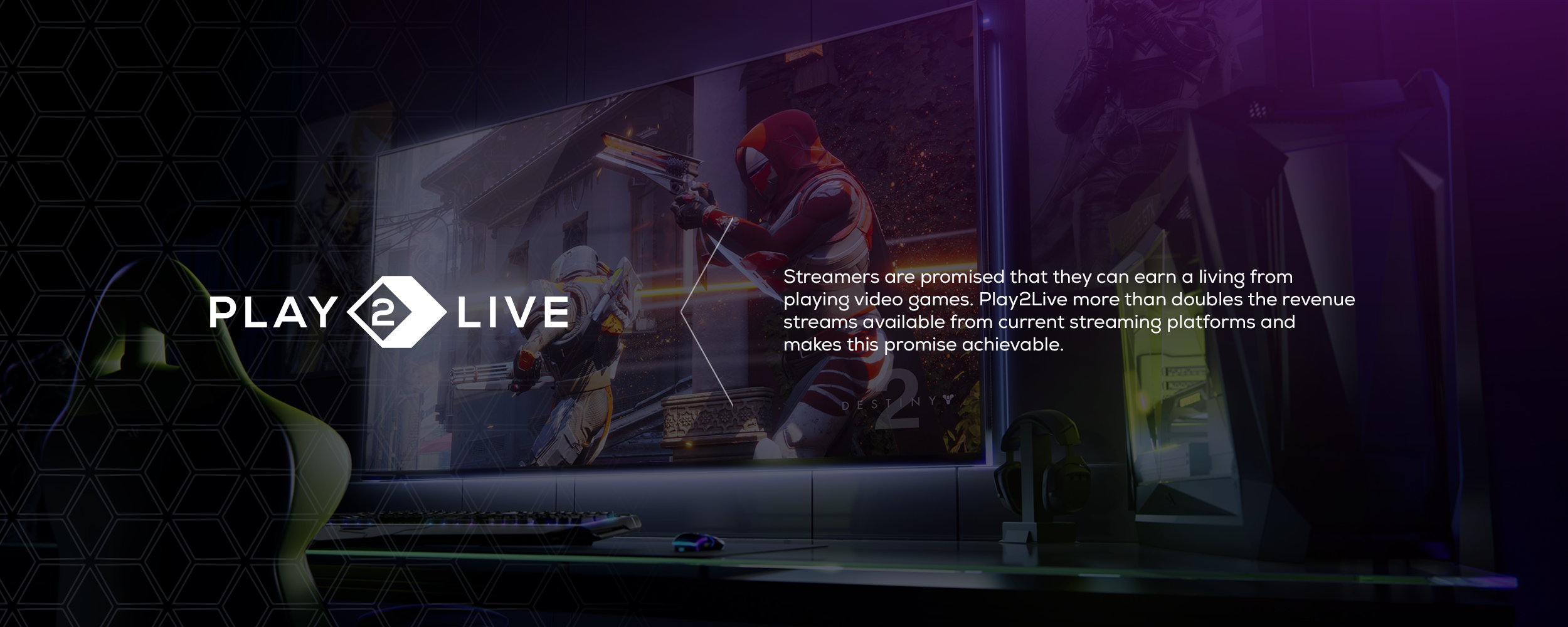 Play2Live turns promises to streamers into viable options