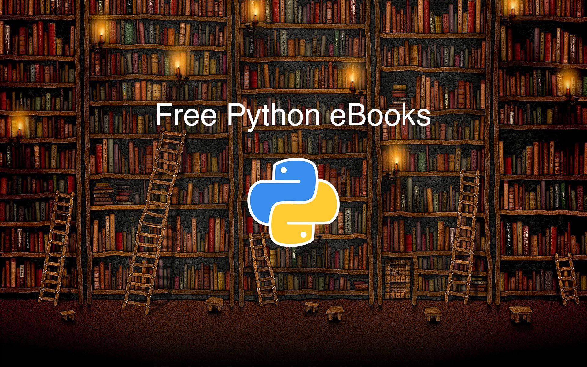 19 Free Ebooks To Learn Programming With Python Mybridge For