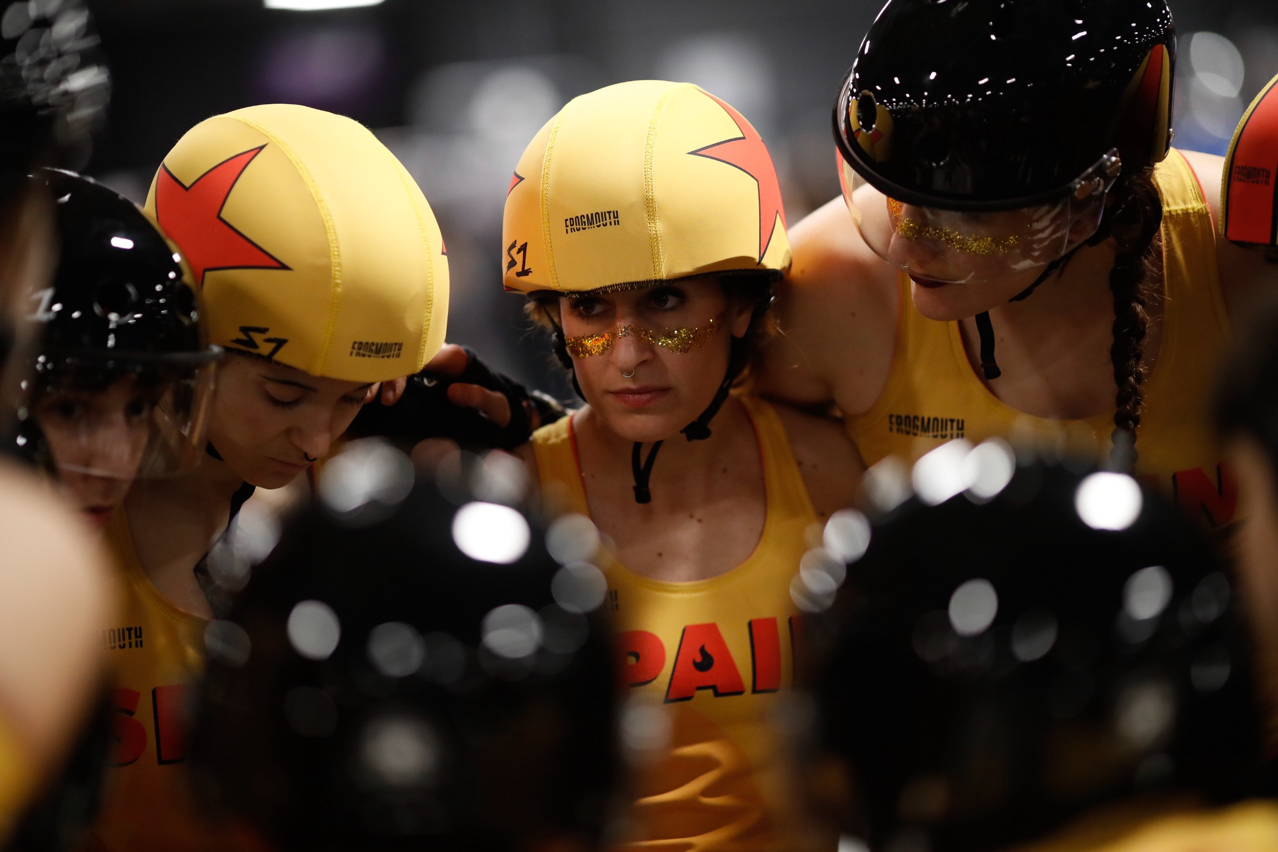 The Best Roller Derby World Cup Photos – Frogmouth – Medium 36a9c2061