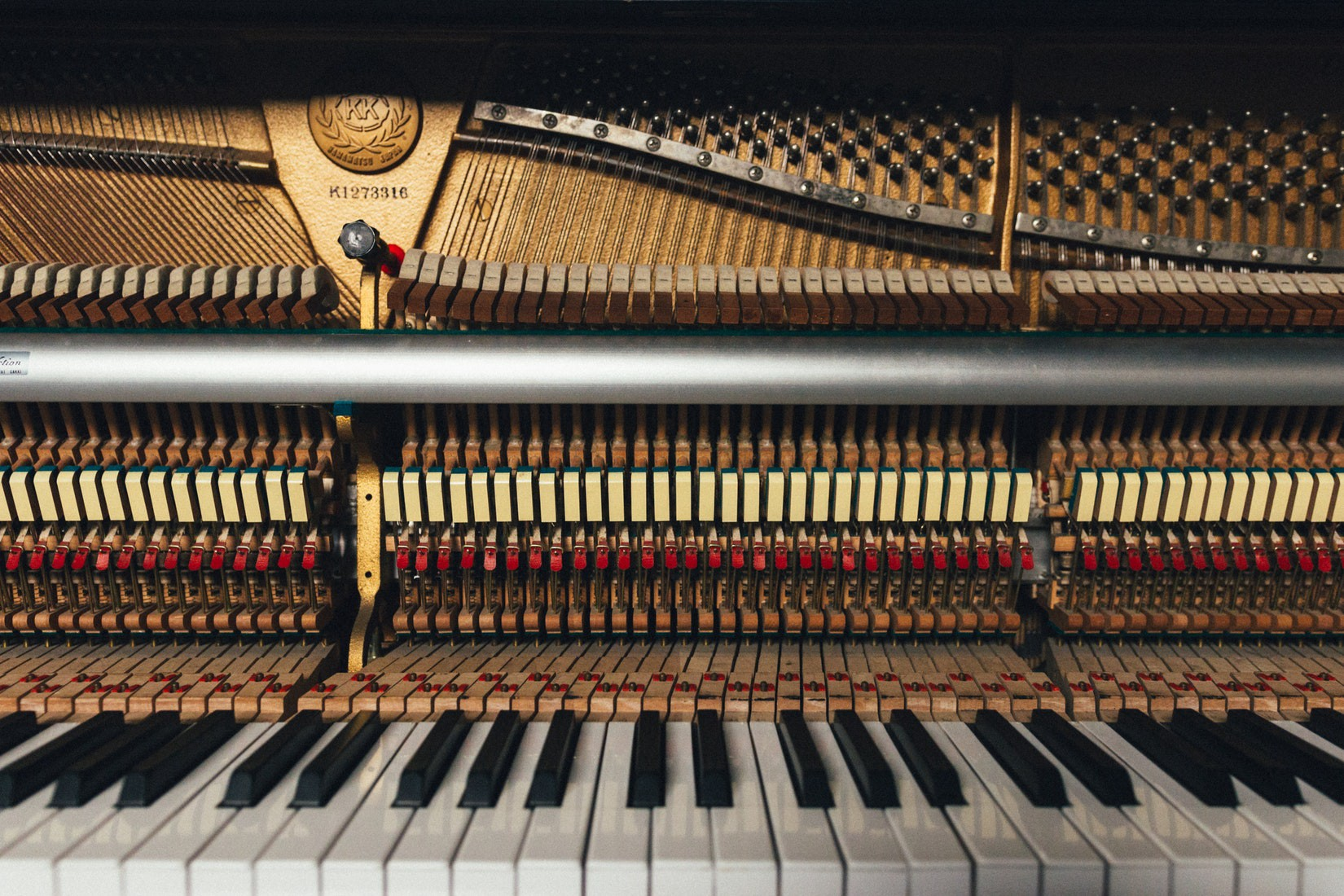 How to Make Information Graphics With A Piano
