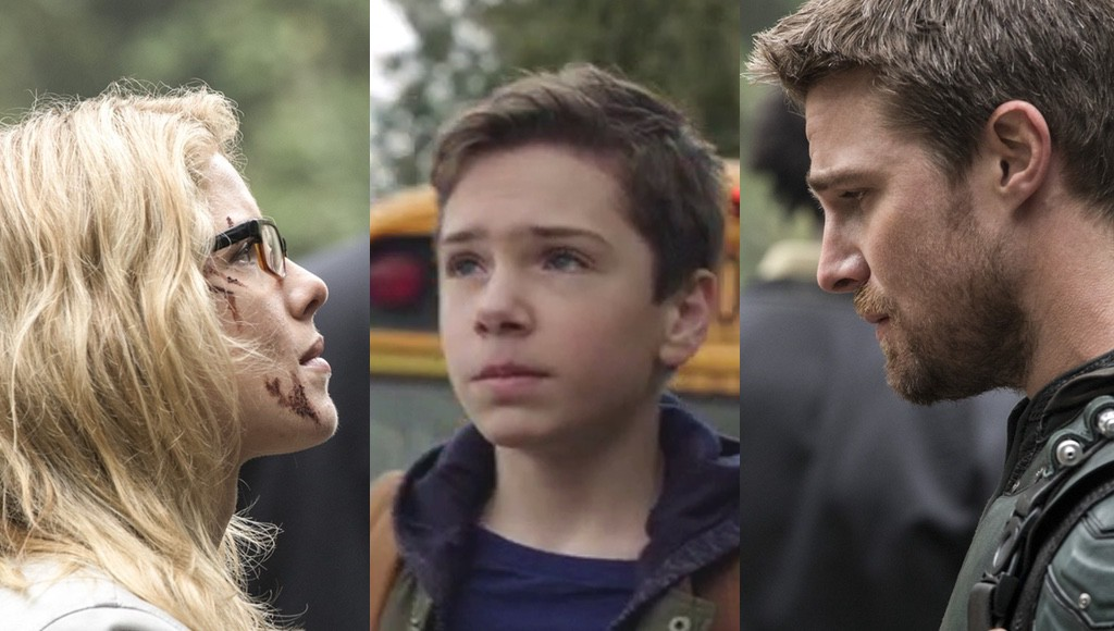 4 times Felicity Smoak made it clear Oliver Queen's kid ...