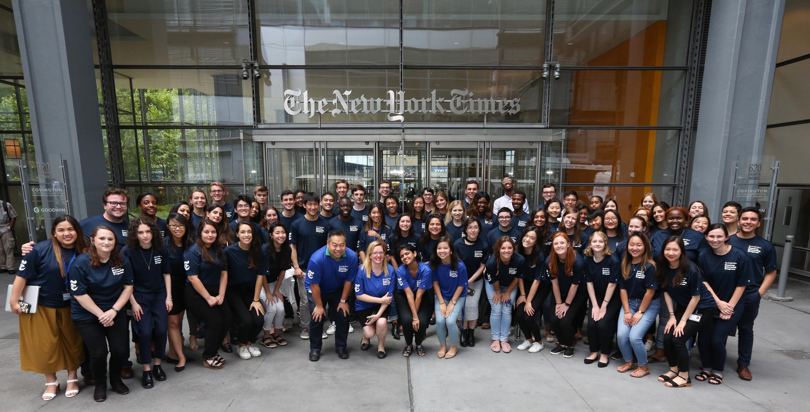 At Last New York Times Gets Serious >> How The New York Times Rebranded The Internship Program To Attract