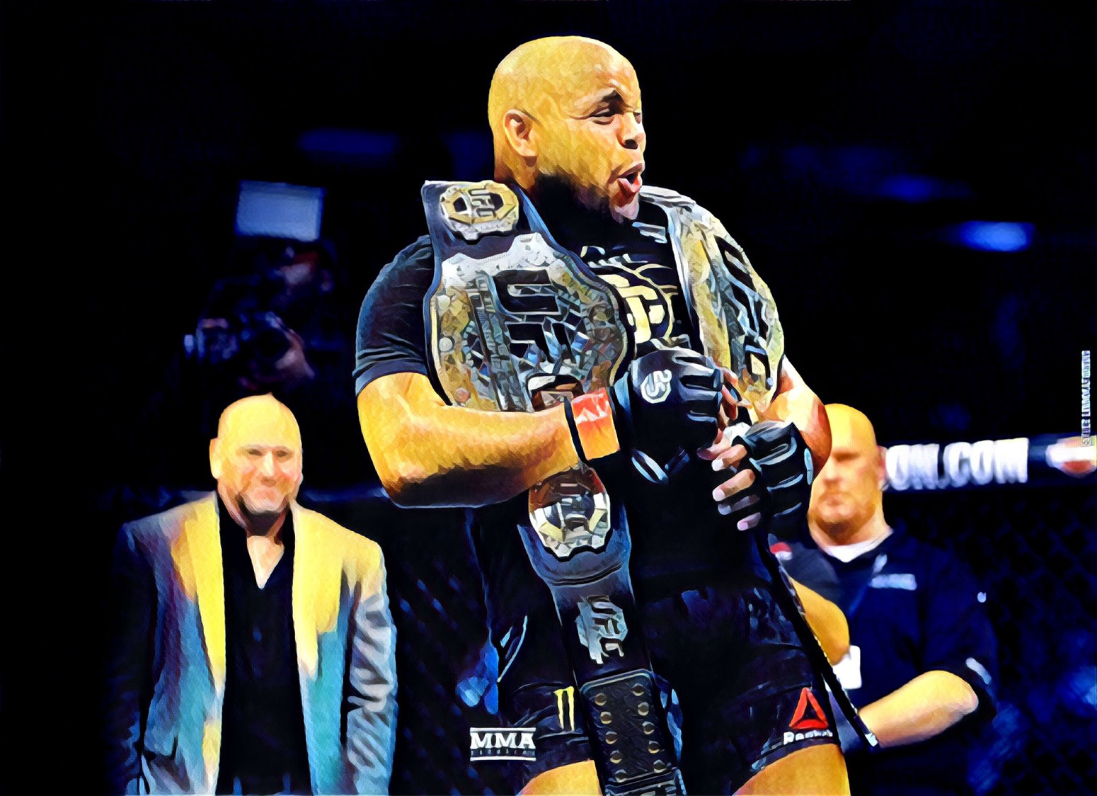 0cbcda10825 Daniel Cormier is the Most Wanted Man in Mixed Martial Arts