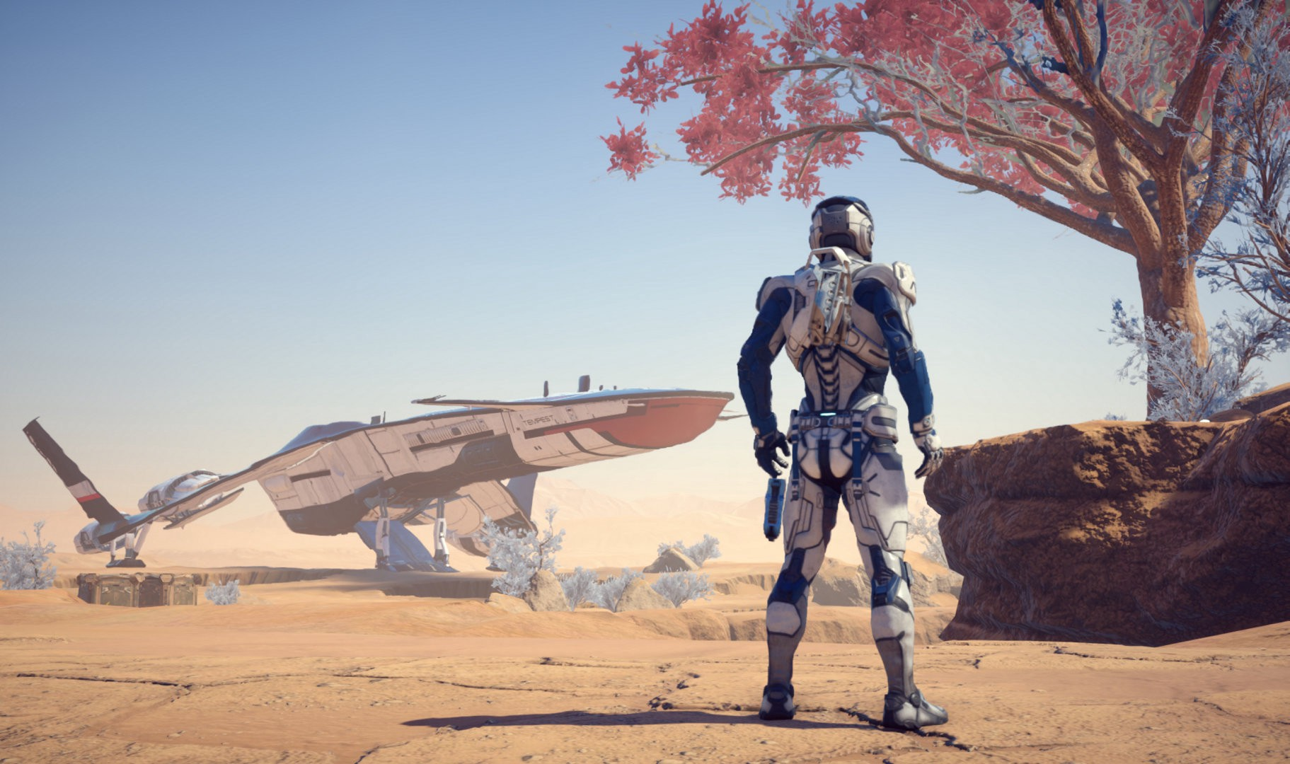 How Mass Effect Andromeda Struggles Succeeds To Pave The Way For
