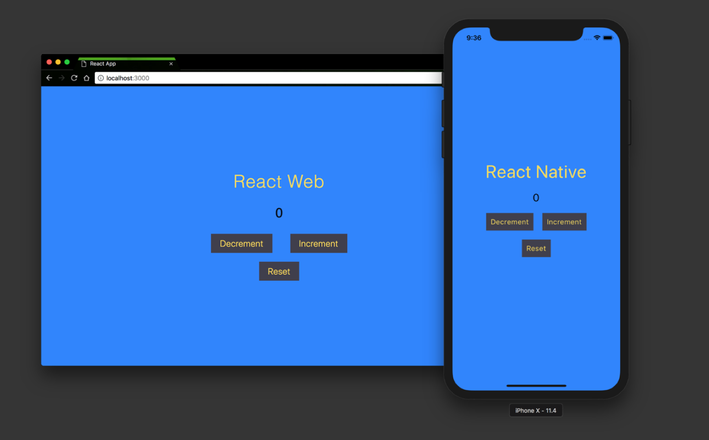 Transitioning from React Web to React Native Development