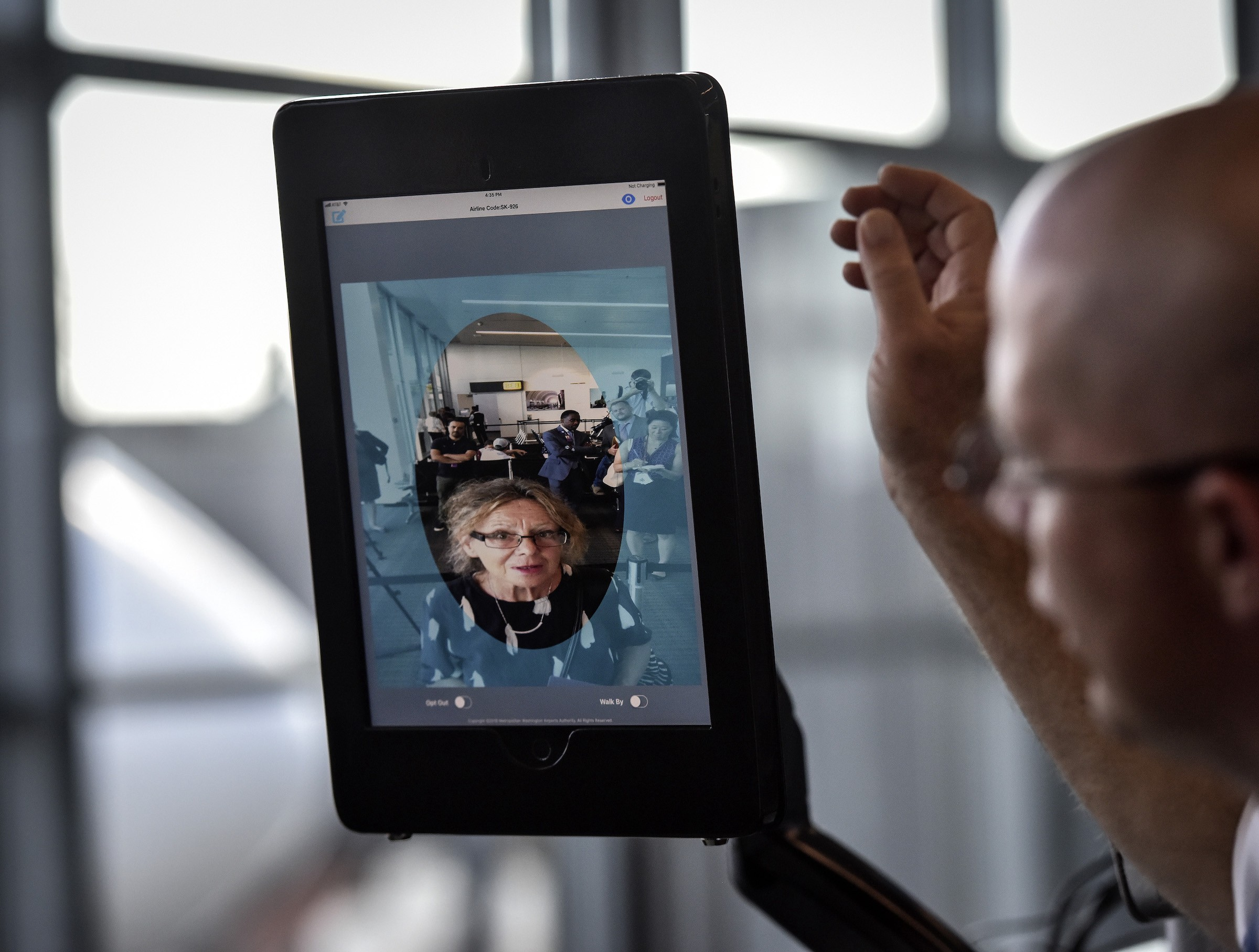 Don't Smile for Surveillance: Why Airport Face Scans Are a Privacy Trap