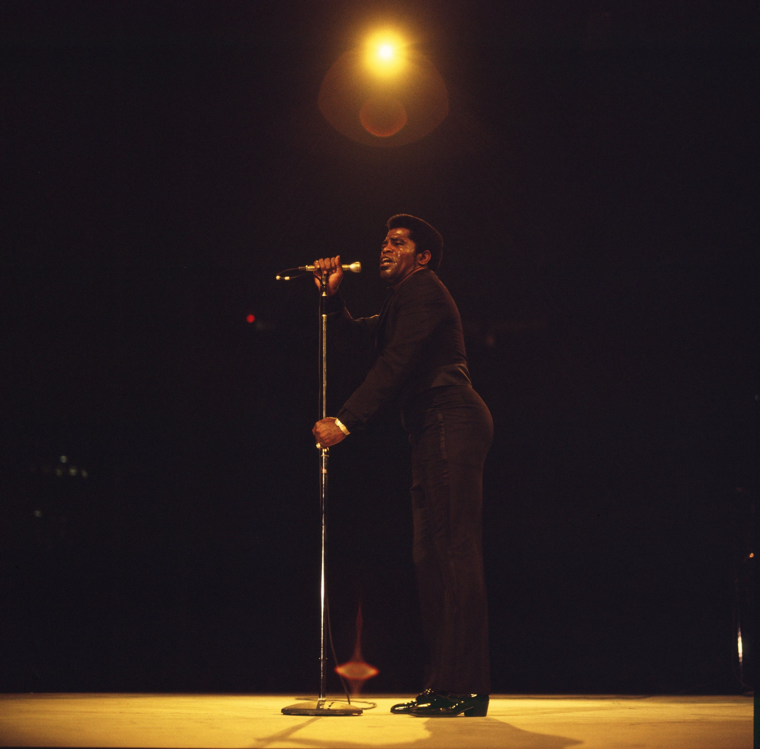 With one raw, irresistible song, James Brown found the sound of the racial unrest of 1967