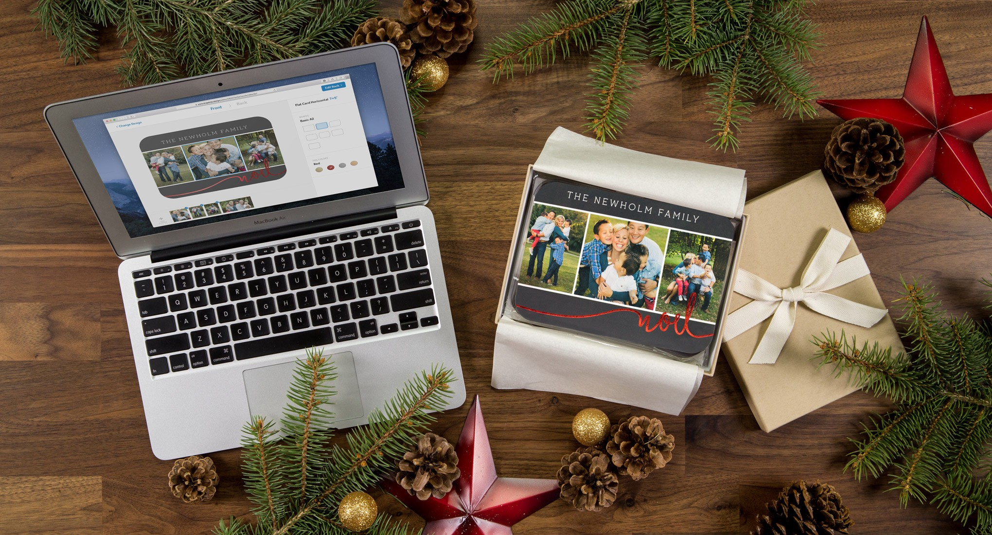 Give Clients Holiday Cards They Deserve Print Worthy