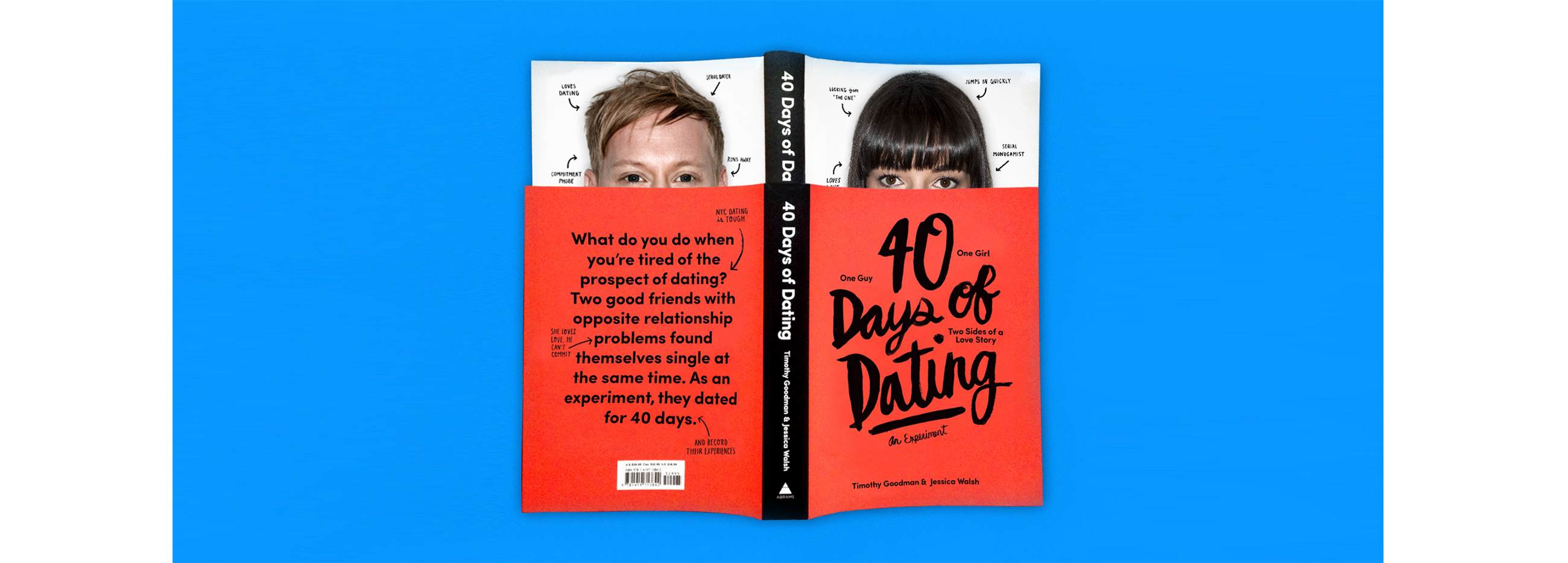 jessica walsh and timothy goodman 40 days of dating