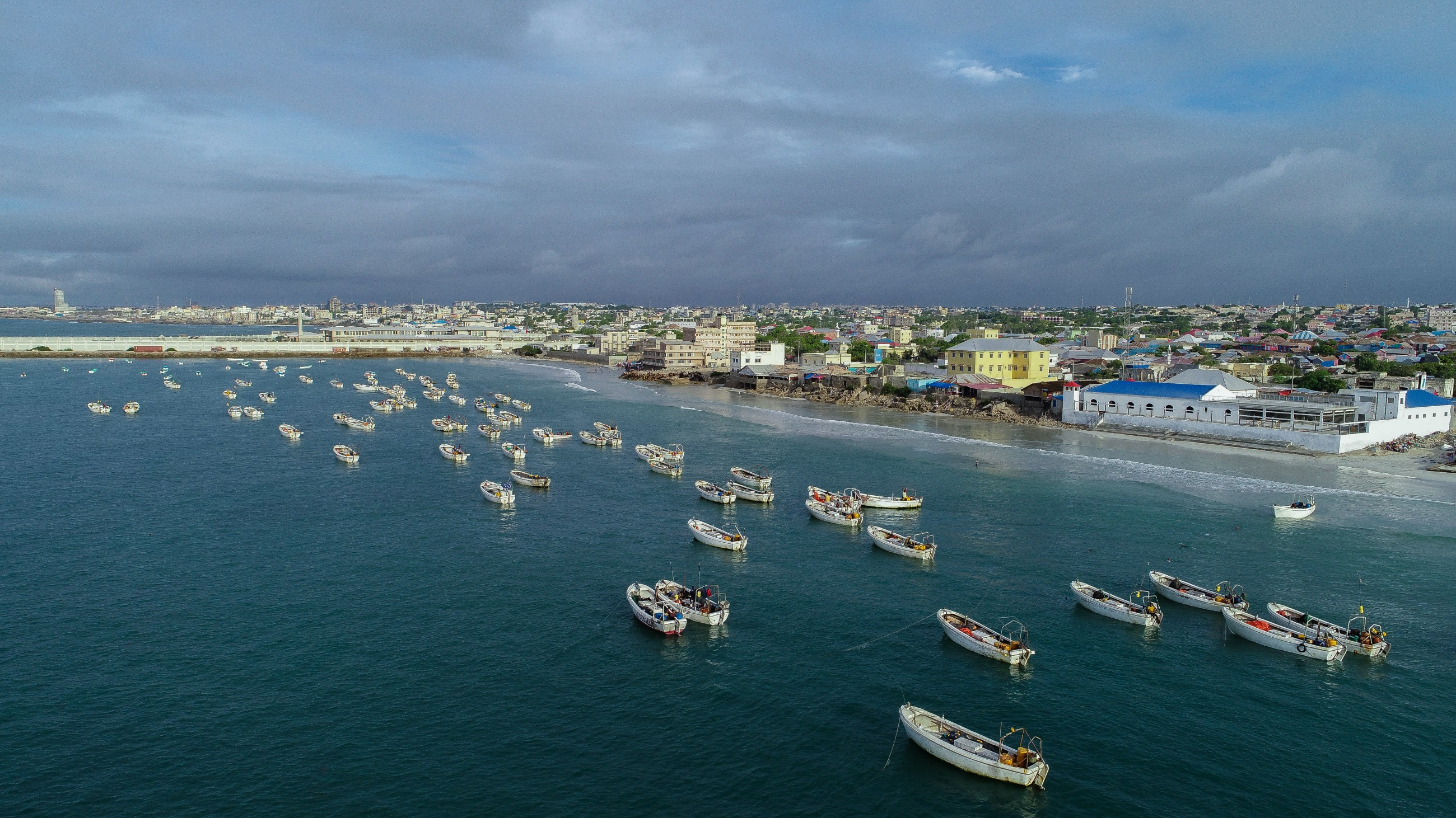 My Country Sri Lanka Essay English Aerial View Of The Indian Ocean Coastline In Mogadishu Credit  Foresightgeel Essay Vs Research Paper also Essays On Health Care Reform Photo Essay Sustainable Economic Growth In Somalias Fisheries Essay About English Language
