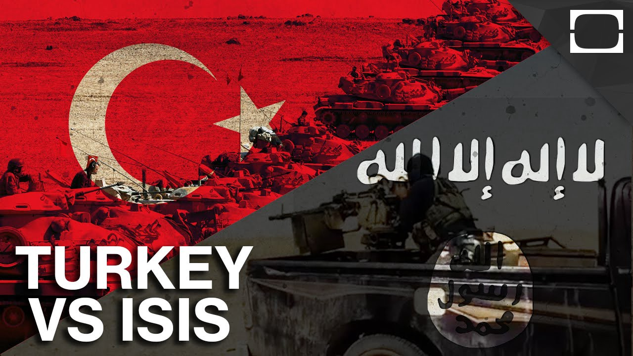"""Erdogan worked """"hand in glove"""" with ISIS in Syria, claims former emir"""