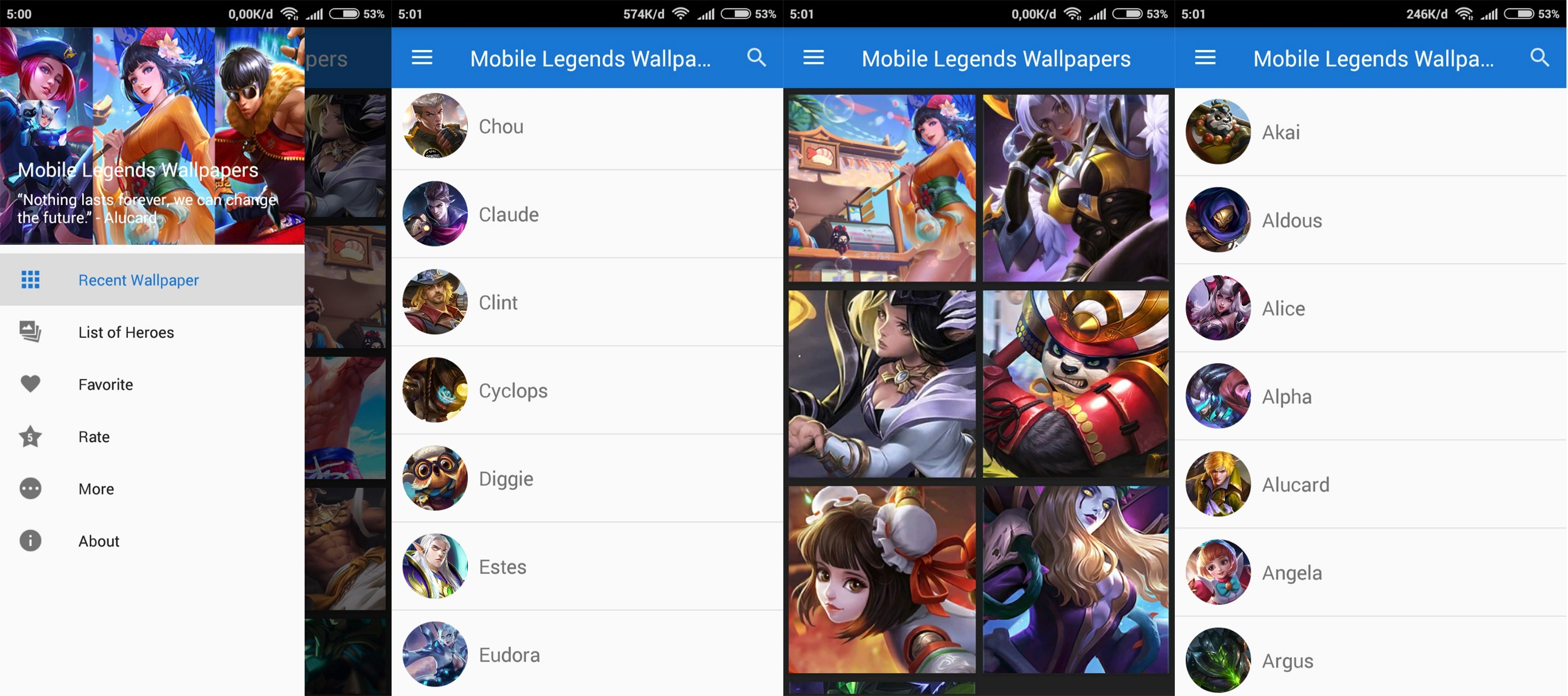 Best Mobile Legends Heroes Wallpapers You Must Have This