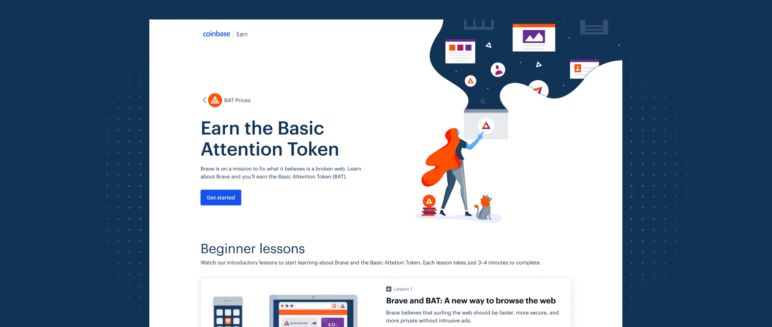 Earn Bat While Trying Out The Blockchain Friendly Brave Browser