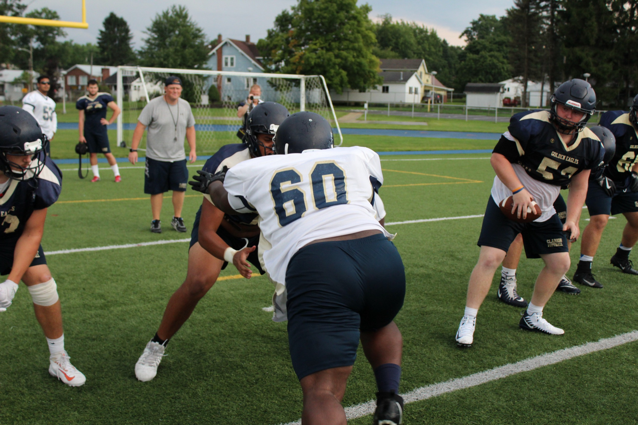 Terry LeBlanc on Team Building Exercises for Coaches