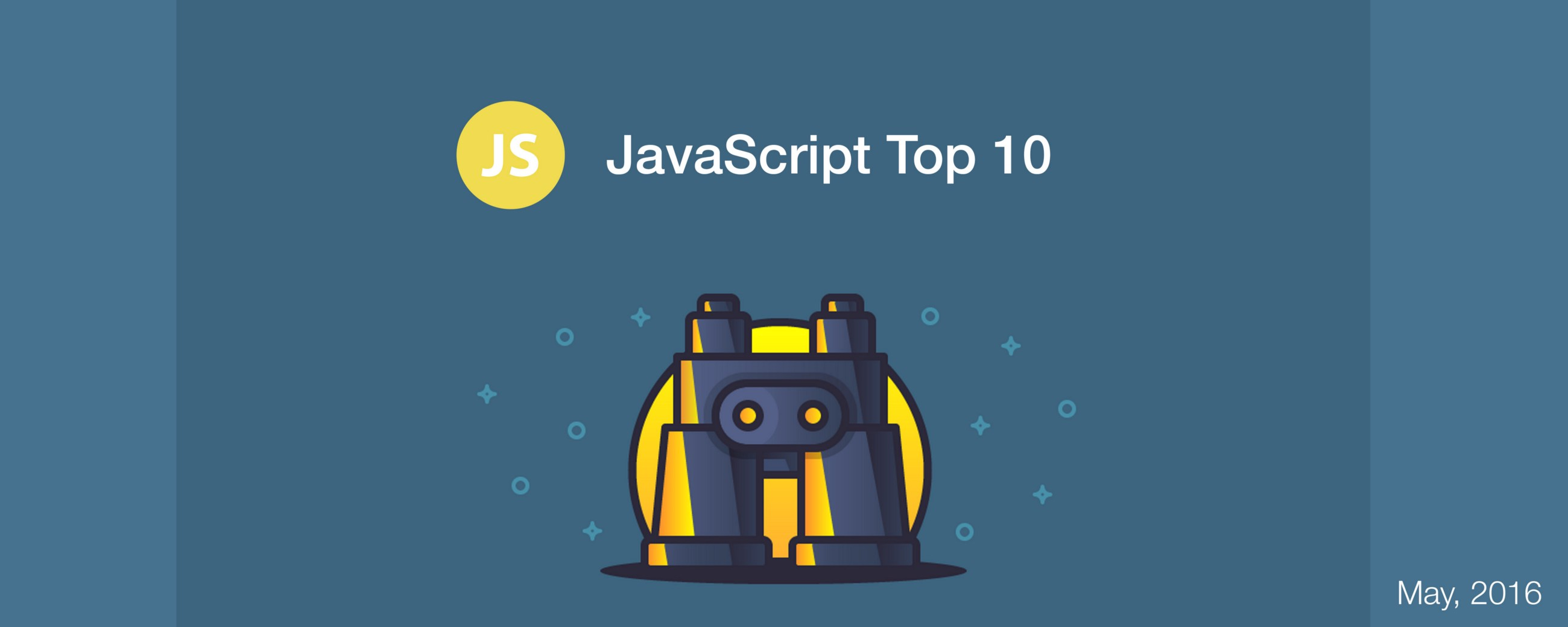 Top 10 JavaScript Articles from Last Month.