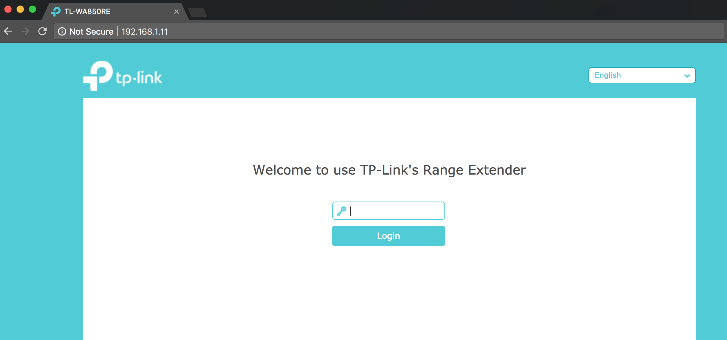 The (in)security of the TP-Link Technologies TL-WA850RE Wi-Fi Range