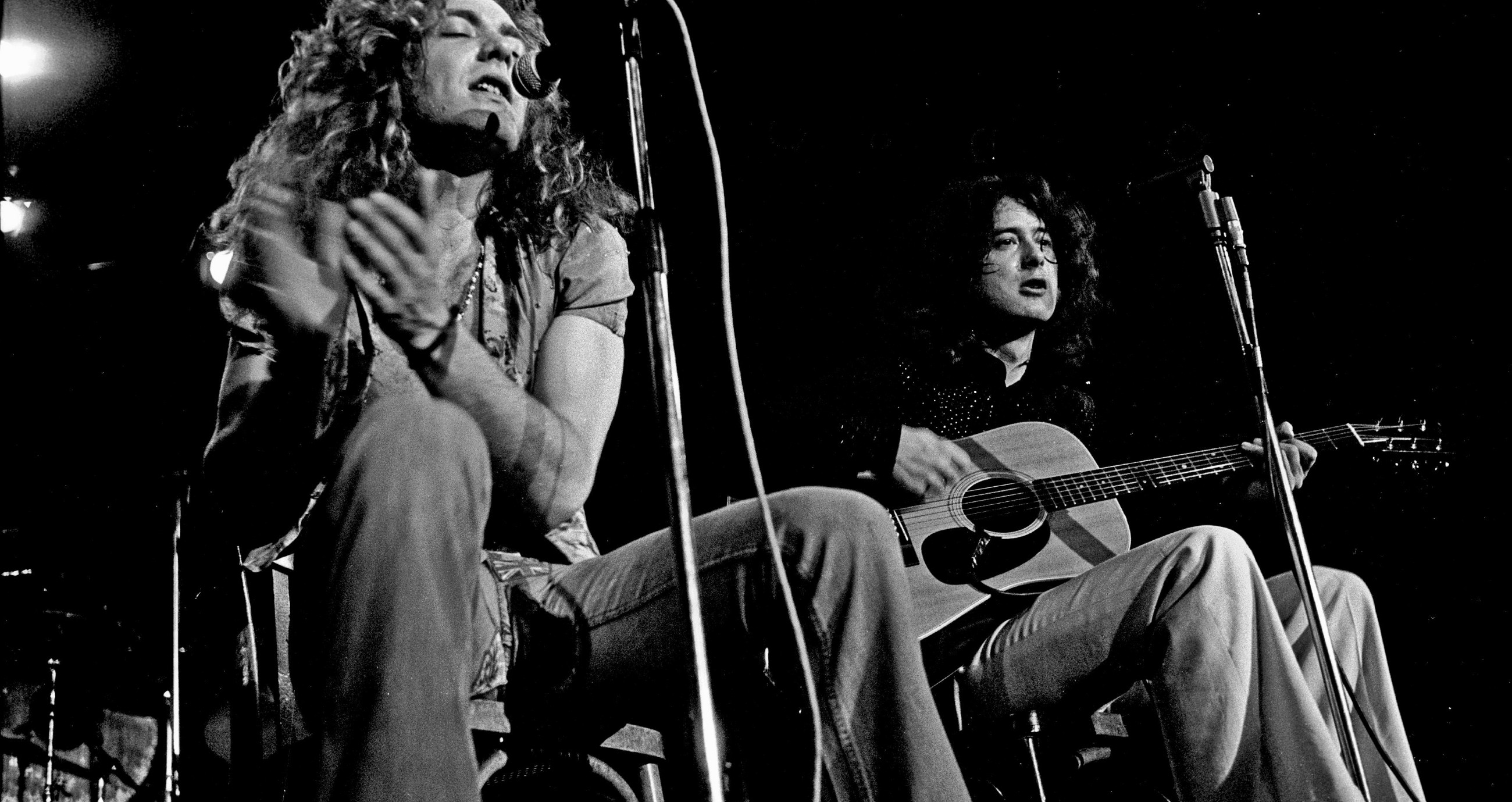 The Brief Life and Long Legacy of Led Zeppelin, in Eleven Songs