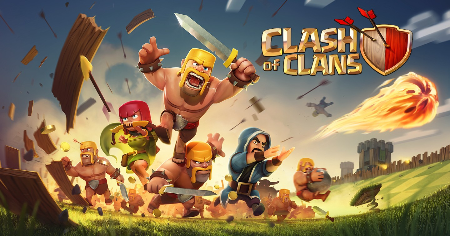 clash of clans latest version apk free download