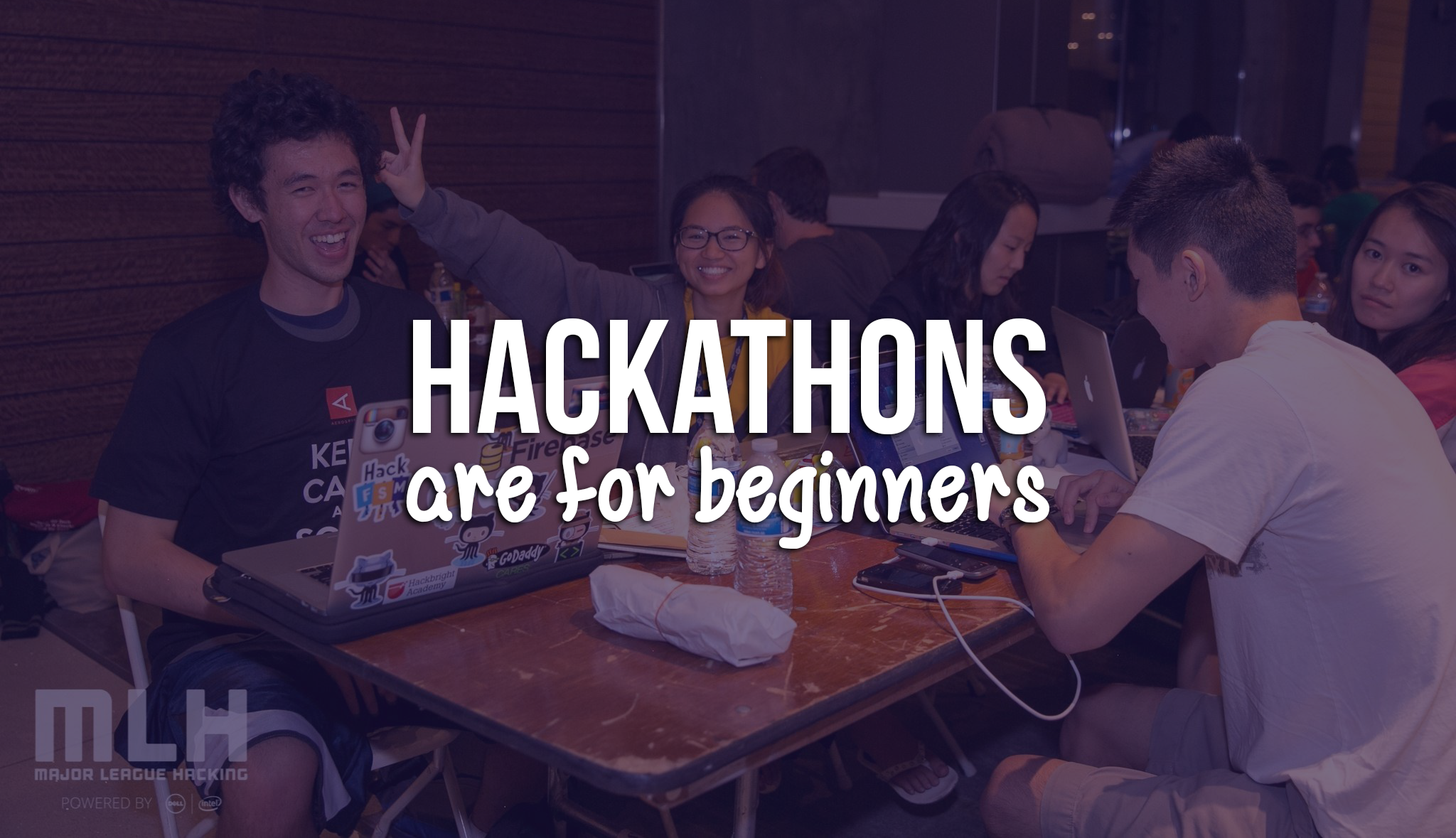 371bbd7535b Hackathons are for beginners – tfogo – Medium
