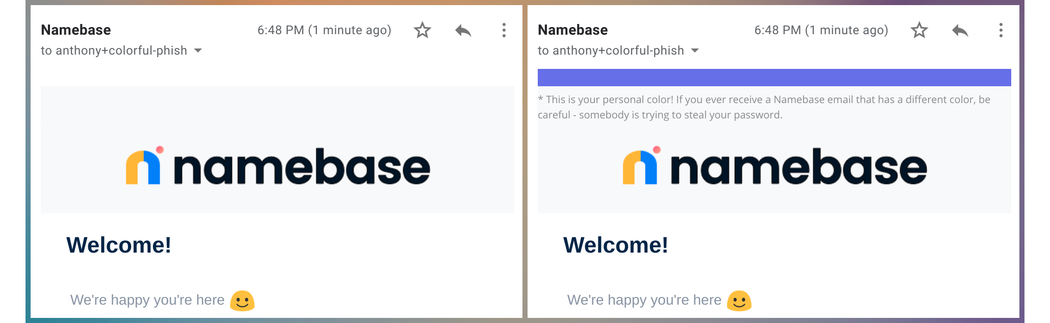 How Color Can Prevent Your Users from Getting Phished