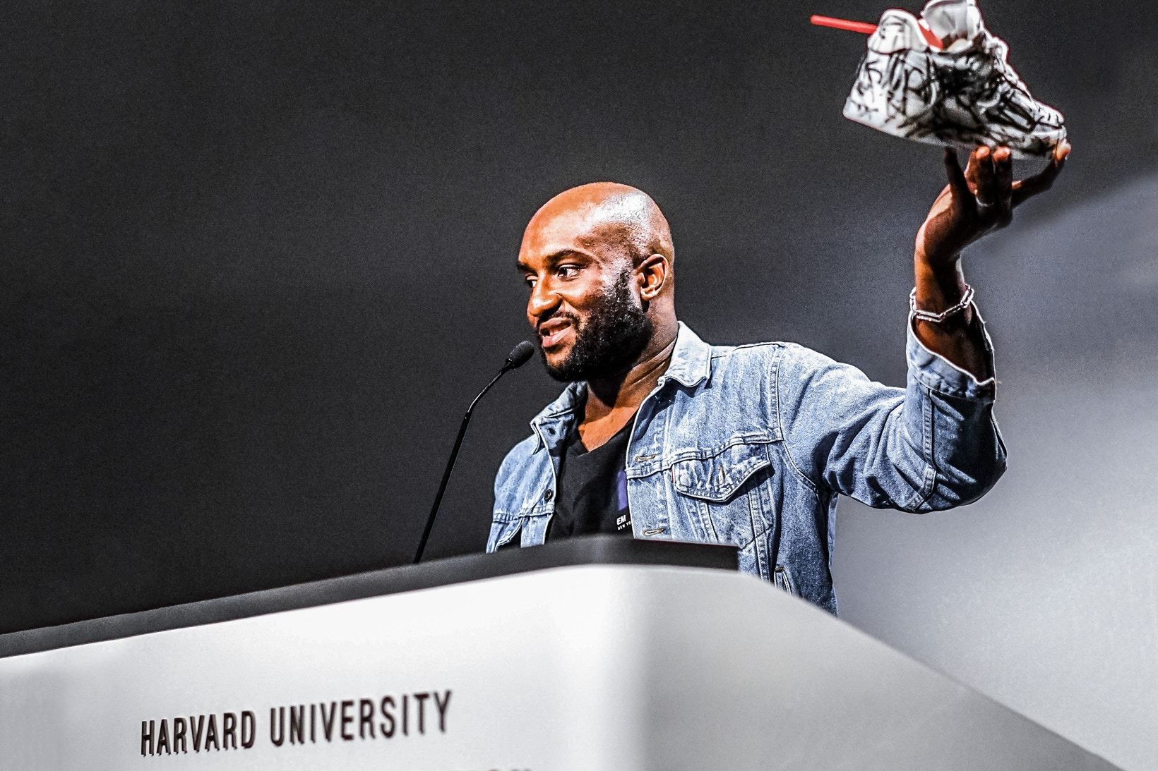 """767dfa61f598 Virgil Abloh x Harvard  a """"YouTube Video"""" That Redefined Design For Me"""