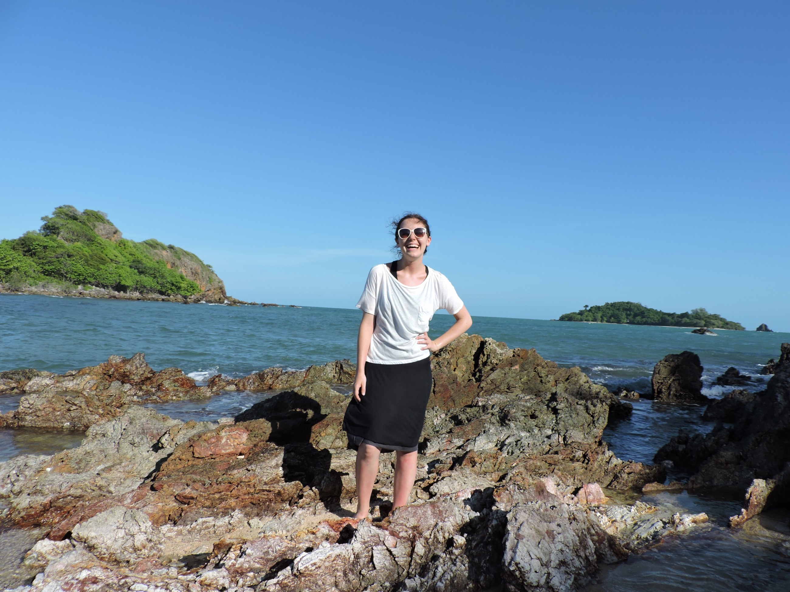 Thailand Part II: The time I threw an iceball at a Taiwanese