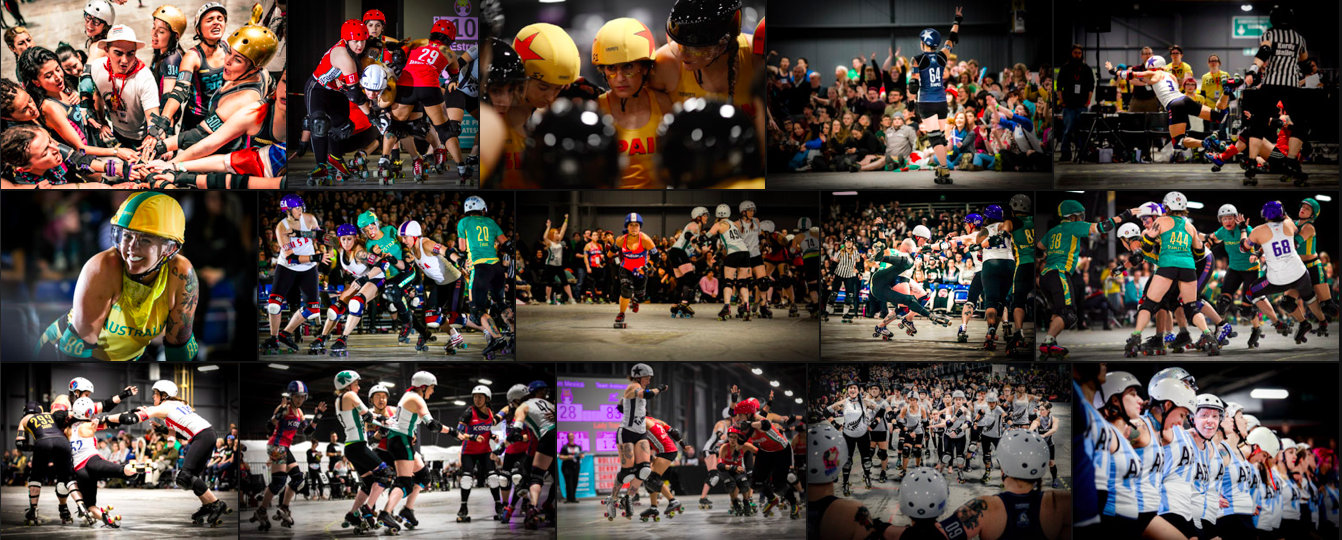 The fifteen pictures shortlisted for our 2018 Roller Derby World Cup Photo  awards c99faef7b