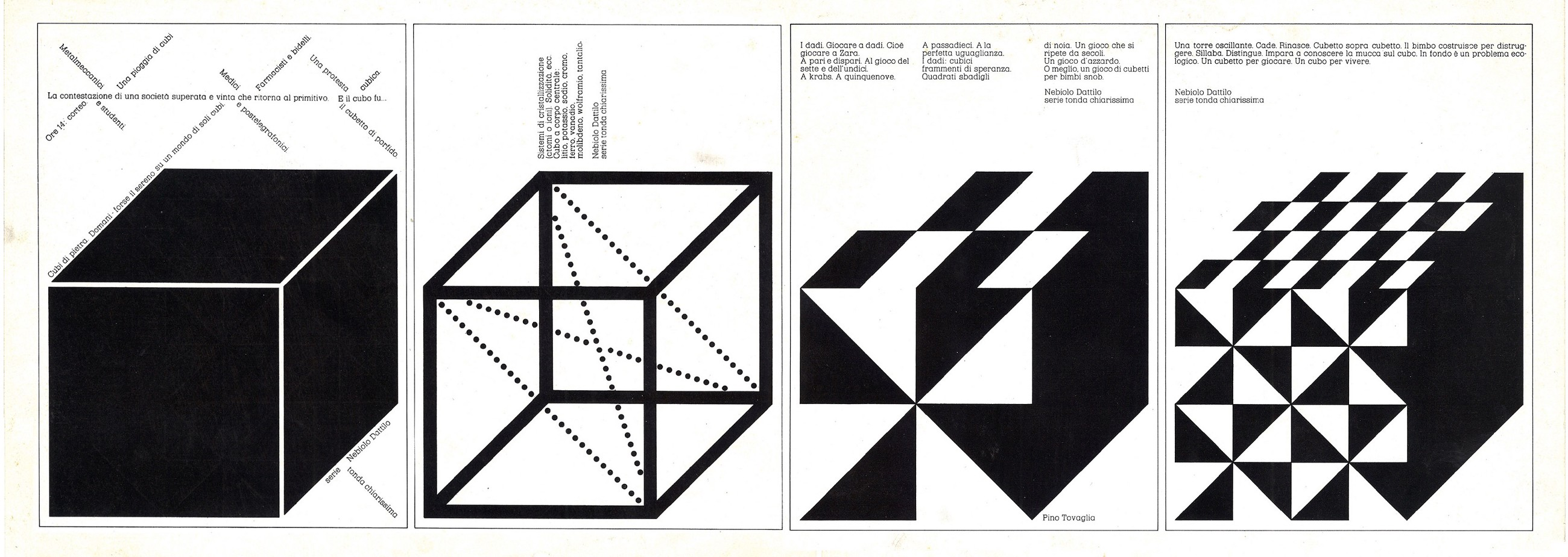 9dd3ff4764 The final act at Nebiolo  the quest for a  universal  typeface (2 2 ...