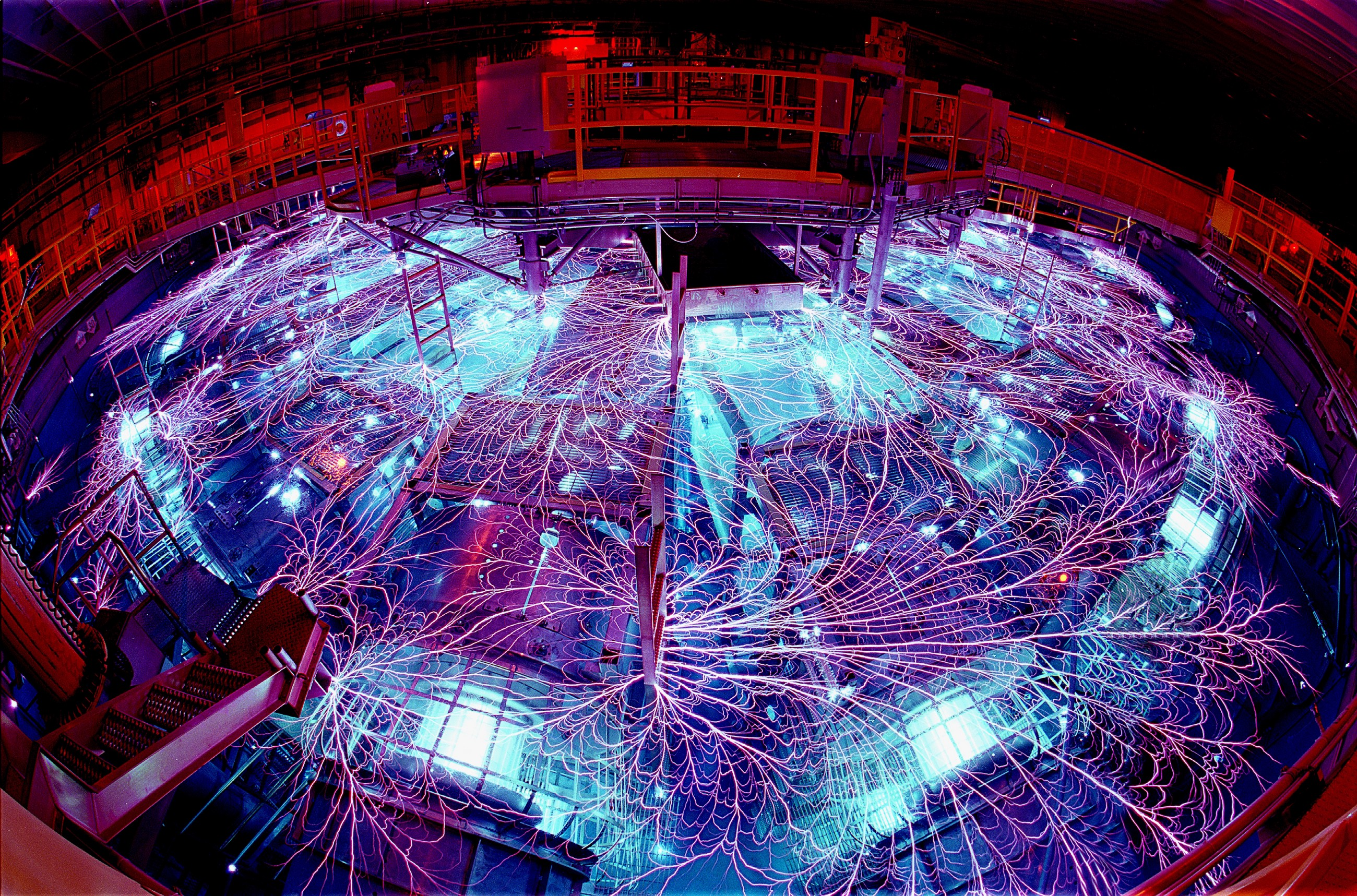 Fusion Power, or Creating A Star On Earth