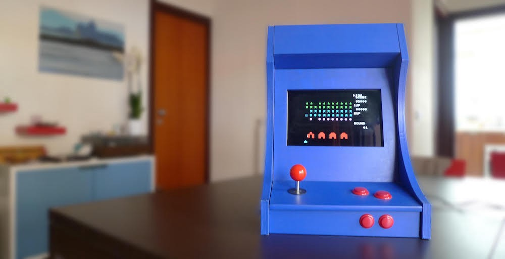 b9110c02 Things I learned building a retro games arcade cabinet