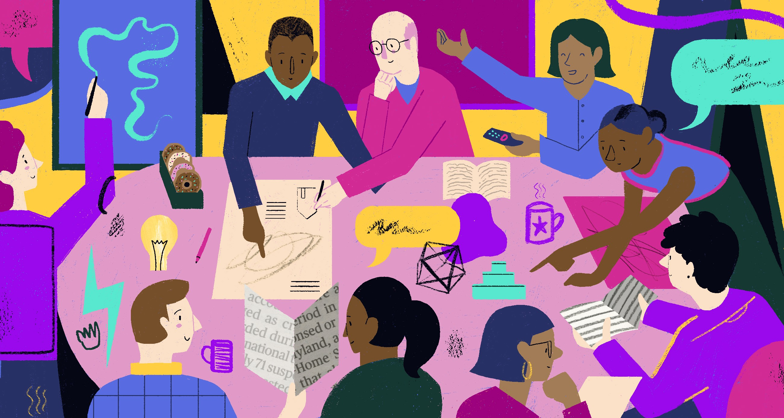 How to create a culture of open design