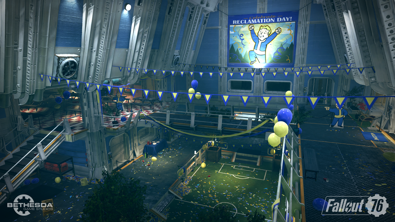 There is a world where an online Fallout game isn't a travesty