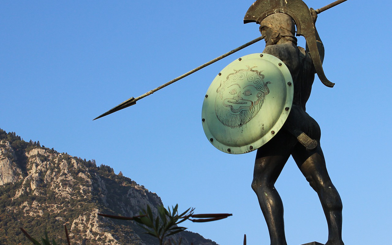 Interesting Histories Helots  The Slaves Of Sparta-7464