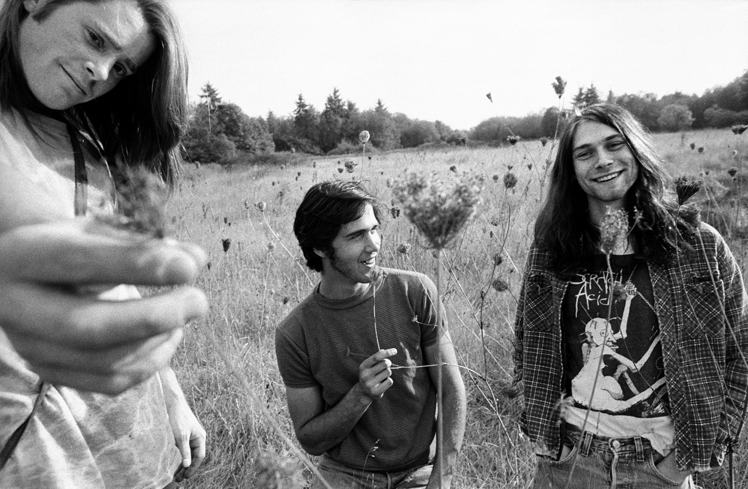 6715e106431 Hanging with Nirvana at Kurt s House in 1989 – Cuepoint – Medium