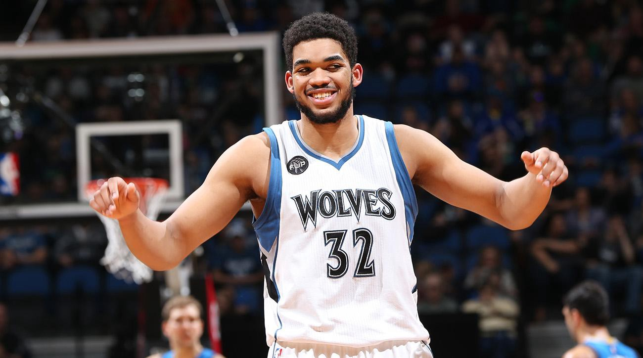 e24d205c6 Karl-Anthony Towns  Offense Marvel – The Unprofessionals