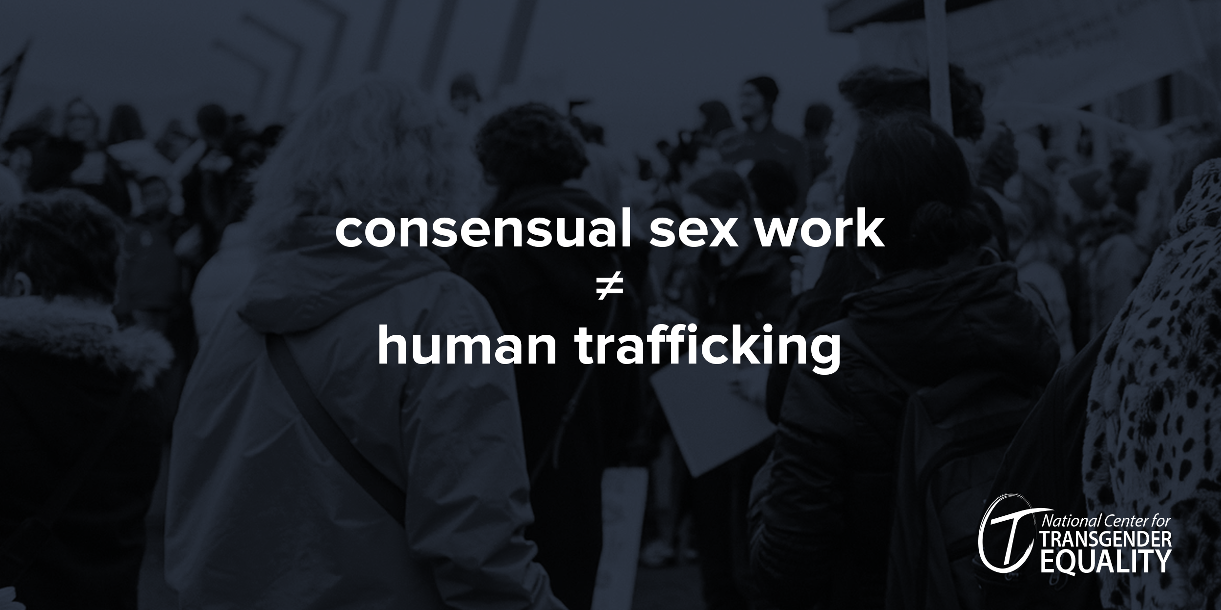Improving Responses to Human Trafficking and Violence Against Sex Workers