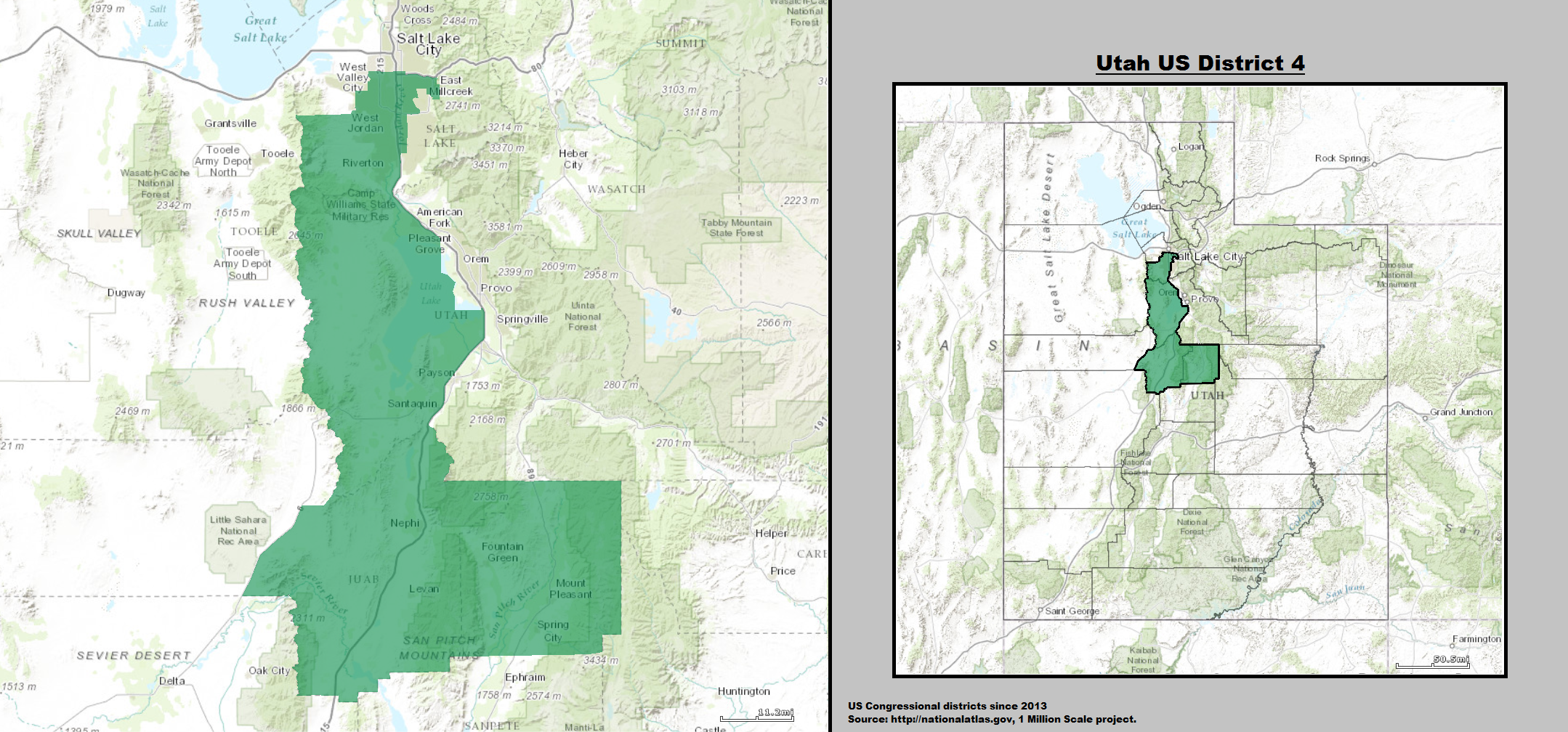 Utah S 4th Congressional District Is More Winnable Than The Georgia