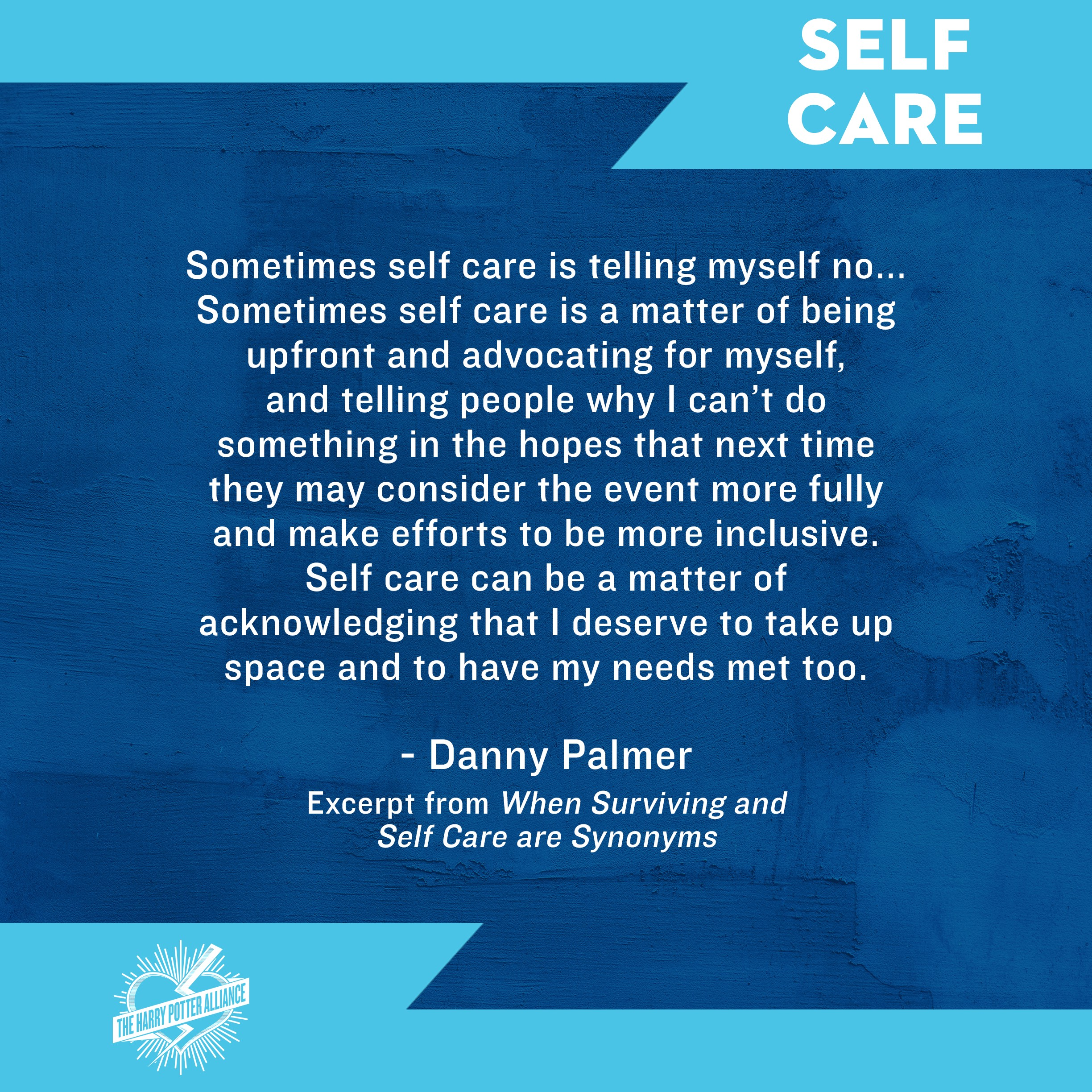 When Surviving And Self Care Are Synonyms The Wizard Activist Medium