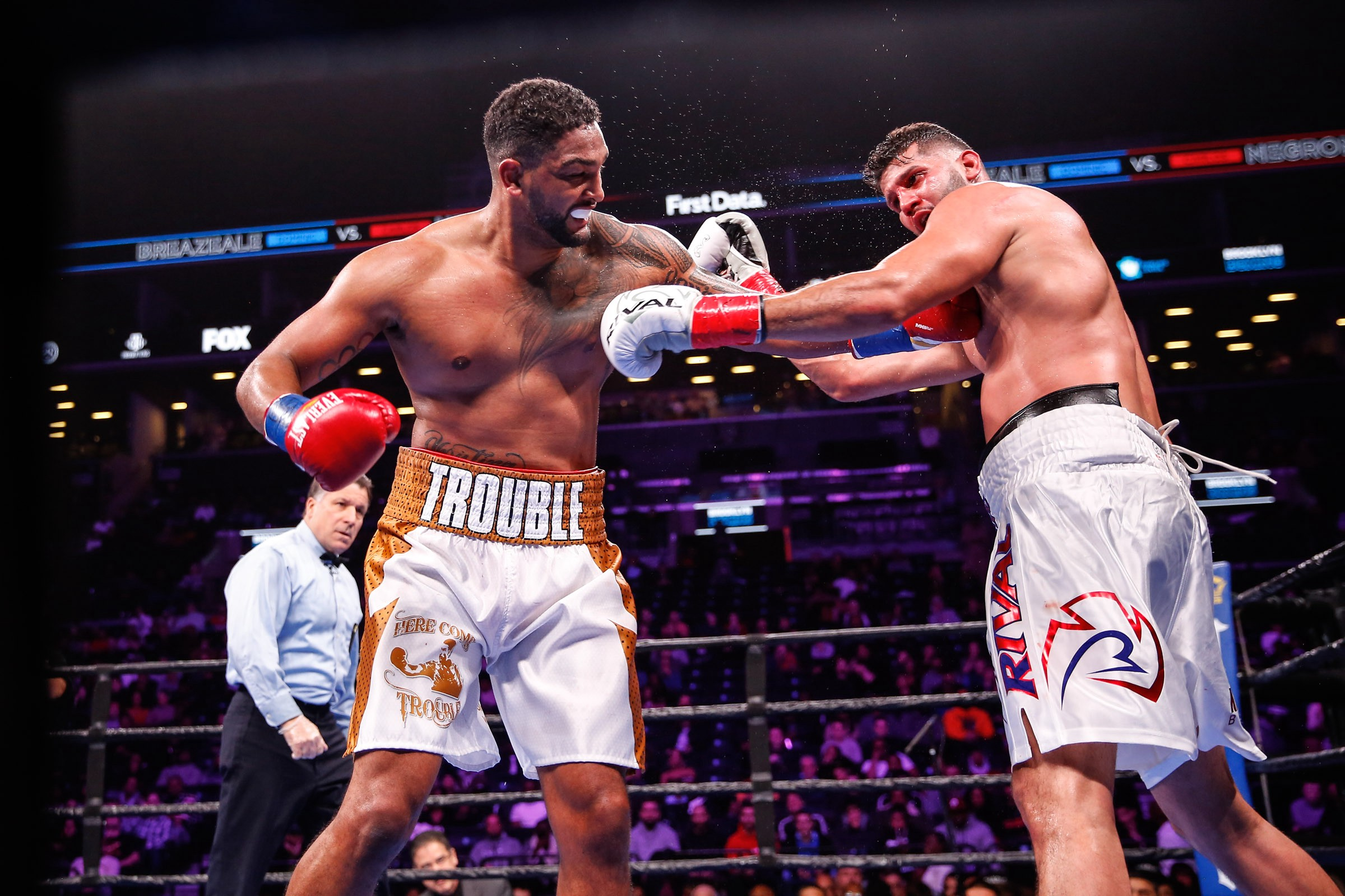 Dominic Breazeale Made His Case For Deontay Wilder Sundaypuncher