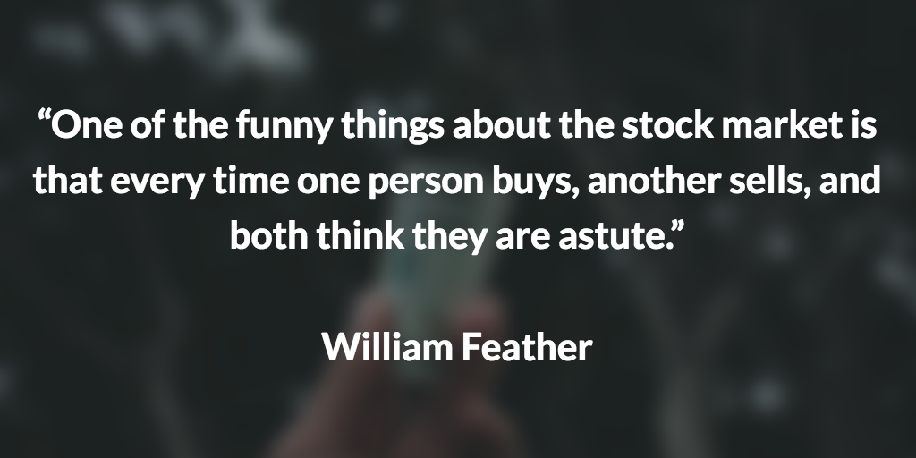 We Asked Everyone For Their Favorite Investing Quotes And
